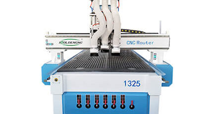 3 Spindles 4*8 CNC Router Table