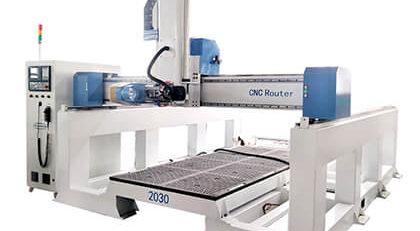 4 Axis CNC Foam Cutting Machine