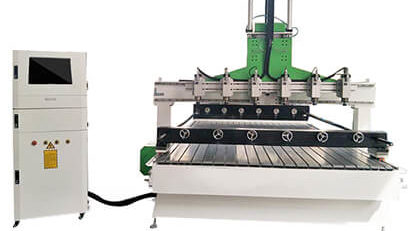 4 Axis CNC Milling Machine