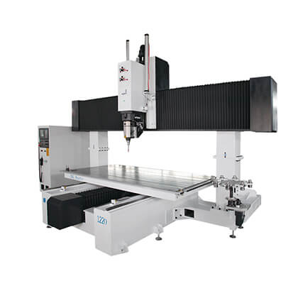 1730 5 Axis Atc CNC Router