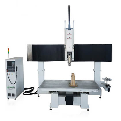 5-Axis CNC Router Machine