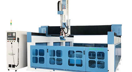 4 Axis CNC Machining Centre Milling Machine