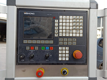 Semi Enclosed Small Mold Engraving Machine