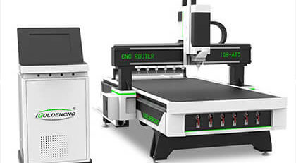 3 Axis ATC CNC Router