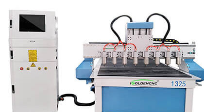 Multi Spindles Woodworking Machine