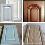 laminating for cabinet door