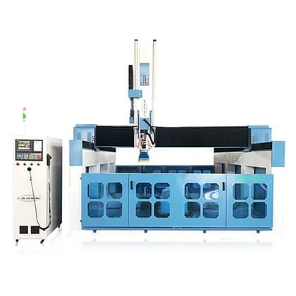 4 Axis CNC Foam Cutter