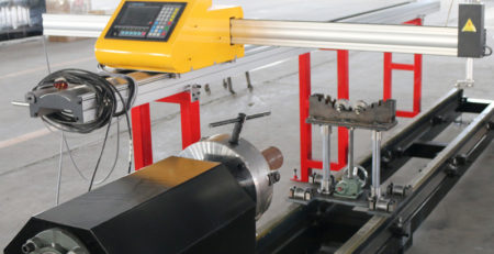 Portable CNC Flame Plasma Cutting Machine