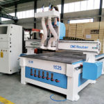 2 spindle cnc machine