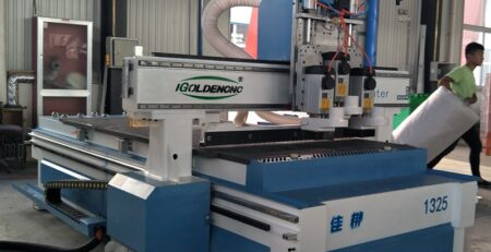 furniture machinery and other CNC machines.
