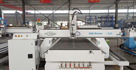 Rotary Axis CNC Router