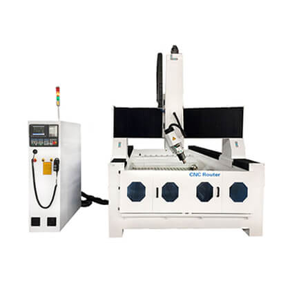 Double Table 4 Axis ATC Cnc Router