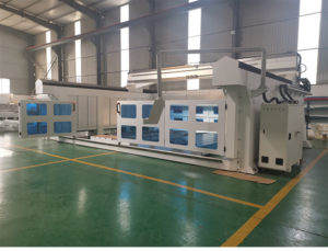 Gantry Moving 5 Axis Cnc Router