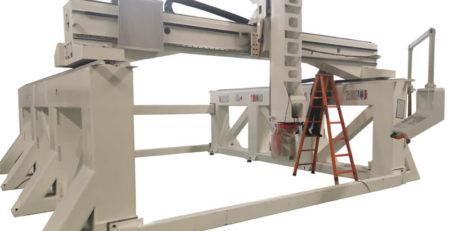 5 Axis Moving Gantry CNC Machines