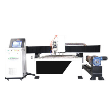 Plasma Cutter Machine for Metal Sheet and Tube Cutting