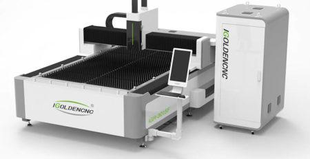 Flatbed Fiber Laser Cutting Machine 1530