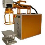 handhold fiber laser marking machine