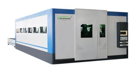 protective fiber laser cutter