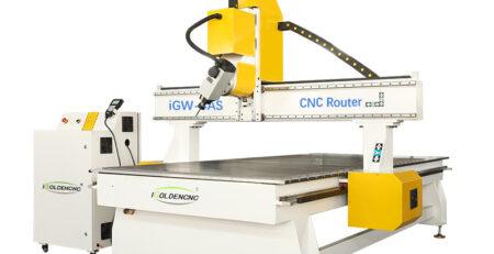 4 Axis CNC Wood Engraving Machine