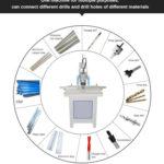 hinge drilling machine (10)