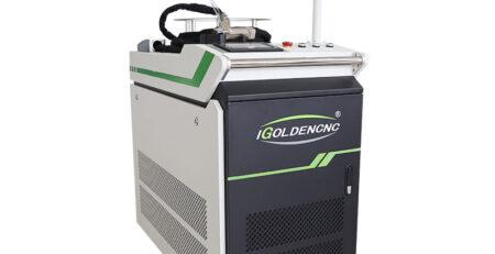 Handheld Fiber Laser Cleaning Machine