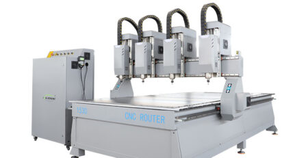 Multi Spindle CNC Router Machine