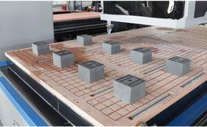 Multifunctional ATC Nesting CNC Furniture Making Machine