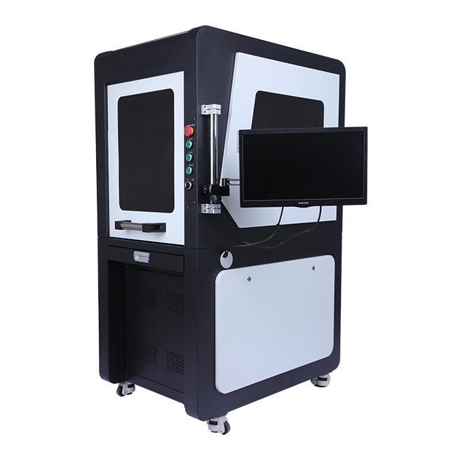 Enclosed Laser Marking Machine