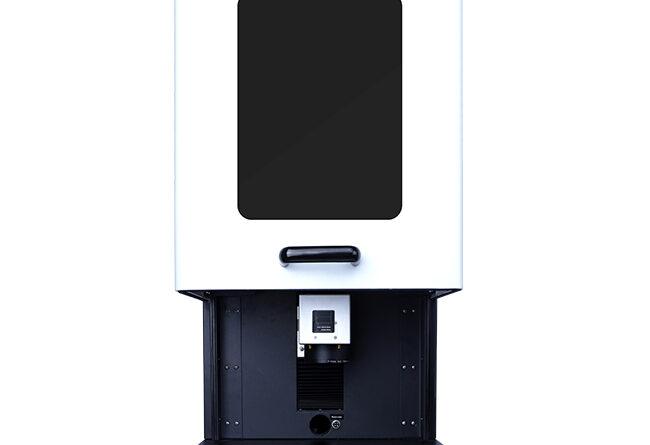Vertical Fiber Laser Marker
