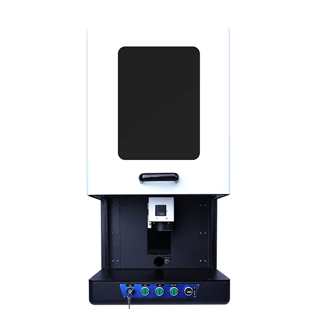Small Enclosed Laser Marking Machine